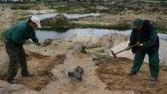 Pod Dzierzgoniem odkryto grób dziewczynki sprzed 1,5 tys. lat! - 18.08.2016