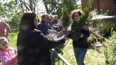Gmina Dzierzgoń: Mieszkańcy wymienili tony makulatury na ok. tysiąc drzewek!