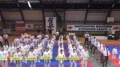 X Mistrzostwa Malborskiego Klubu Kyokushin Karate w Kata i Kumite