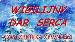 Wigilijny Dar Serca XVII edycja w Gminie Dzierzgoń.