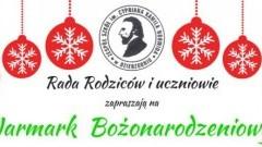 Jarmark Bożonarodzeniowy w Zespole Szkół w Dzierzgoniu.