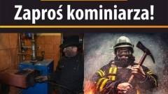 Gmina Dzierzgoń zachęca do regularnych przeglądów instalacji kominowych.