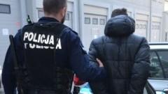 Kilkadziesiąt porcji narkotyków w plecaku. Para zatrzymana przez policję.