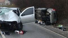 Wypadek śmiertelny na DK7. Policja kieruje ruchem.