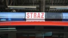 Strażak poszkodowany podczas interwencji w Mikołajkach Pomorskich - raport sztumskich służb mundurowych