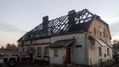 Nowiec: Pożar poddasza budynku wielorodzinnego