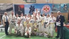 Resko: Sukcesy malborskich zawodników na Mistrzostwach Karate Kyokushin Makroregionu Zachodniego oraz Międzywojewódzkich Mistrzostwach Młodzików