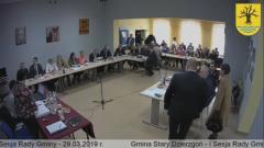 Sesja Rady Gminy Stary Dzierzgoń. Na żywo.
