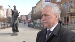 Senator Leszek Czarnobaj: Zabiegam o obwodnicę i środki na ochronę przeciwpowodziową.
