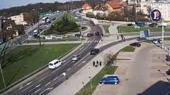 Wymuszenie pierwszeństwa przyczyną olbrzymich korków w godzinach szczytu w Malborku.