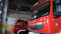Wypadek w Sztumie oraz liczne wezwania do pożarów - tygodniowy raport sztumskich służb mundurowych