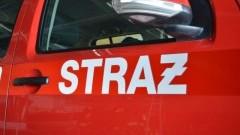 Dachowanie w Sztumskim Polu oraz pożar budynku gospodarczego w Jordankach - raport sztumskich służb mundurowych