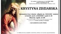 Zmarła Krystyna Zdziarska. Żyła 84 lata