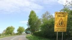 Tujsk: Kierowco zwolnij! Apel Zespołu Szkół