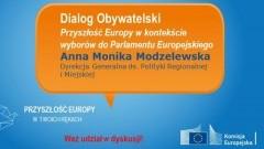 """""""Przyszłość Unii Europejskiej"""": Dialog Obywatelski w Dzierzgoniu."""