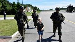 Pomorscy Terytorialsi spełnili marzenie 7-letniego Łukasza