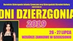 Ewelina Lisowska i Sarsa wystąpią na Dniach Dzierzgonia! Zobacz program.