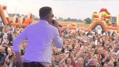 Tysiące fanów i niezapomniana zabawa. Za nami Festiwal Żuławy w Rytmie Disco w Nowym Stawie.