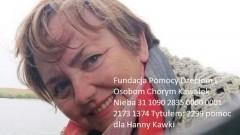 """""""Łowimy dla Hanny"""" - zawody spławikowe dla pani Hanny Kawka."""