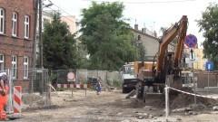 Koniec remontu ulicy Słowackiego w Malborku już w październiku?