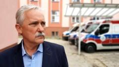 Senator Leszek Czarnobaj: Wyleczenie służby zdrowia wymaga planu i pieniędzy.