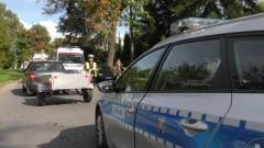 6- latek potrącony przy szkole na ul. Tczewskiej w Malborku.