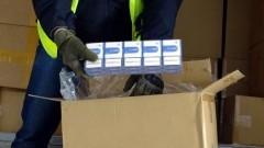 Prawie 9 mln nielegalnych papierosów w kontenerze z Azji.