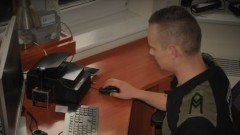 Mieszkaniec obwodu kaliningradzkiego z fałszywym prawem jazdy