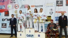 Sukces malborskich zawodników na I Międzynarodowym Turnieju Karate Kyokushin IKO OLSZTYN CUP 2019.