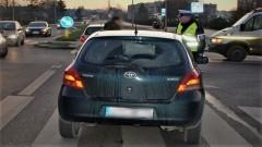 Niebezpiecznie na drogach. Dwie osoby trafiły do szpitala w wyniku wypadków drogowych.