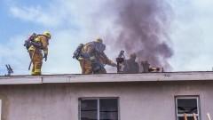 Wypadki drogowe i pożary sadzy – poświąteczny raport sztumskich służb mundurowych.