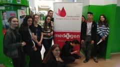 Aż 50 osób zarejestrowało się do bazy dawców szpiku w II LO w Malborku.