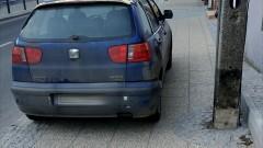 Mistrz (nie tylko) parkowania na Słowackiego w Malborku.