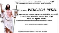 Zmarł Wojciech Rydel. Żył 42 lata.