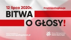Metropolia głosuje - dalej walczymy o najwyższą frekwencję.