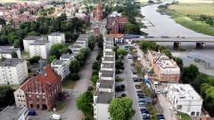 Budowa kamienic na Starym Mieście w Malborku. Lipiec 2020 [zdjęcia, wideo]