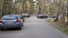 Turysto, nie zastawiaj dróg dojazdu ratunkowego - apelują służby i Nadleśnictwo Elbląg.