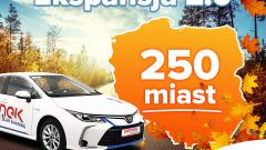 CarSharing od teraz jest dostępny w każdym mieście powyżej 20 000 mieszkańców!