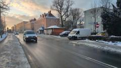 Bezpieczeństwo na skrzyżowaniu ulic Reymonta i Sikorskiego