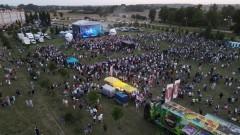Dzień Malborka 2021. Agnieszka Chylińska przyciągnęła tłumy. Zobacz zdjęcia i materiał wideo z drona