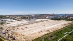Trzy hektary placu gotowe do użytkowania w Porcie Gdynia rok przed czasem!
