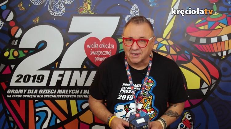 Jurek Owsiak zaprasza na 27. Finał WOŚP w Nowym Stawie! [video]
