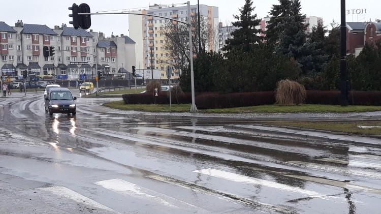 Znamy termin remontu drogi krajowej nr 22 w Malborku. Powstanie tunel z ekranów dźwiękochłonnych?