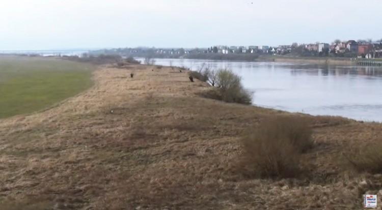 Ciało wyłowione w niedzielę w Wiśle to zaginiona mieszkanka gminy Tczew.