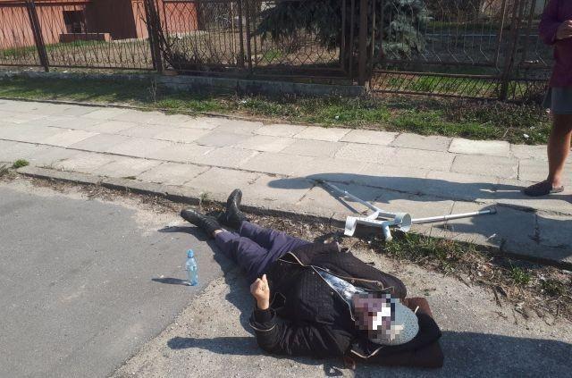 Kałdowo: Kto naprawi chodniki na ulicy Żuławskiej?