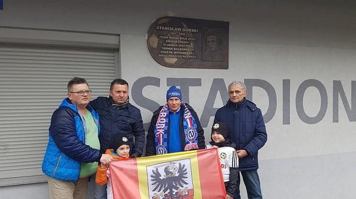 Janusz Górski pożegnał się z Pomezanią Malbork.