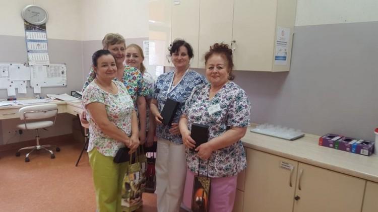 Dzień Pielęgniarki i jubileusz 90 urodzin w Powiatowym Centrum Zdrowia w Nowym Dworze Gdańskim.