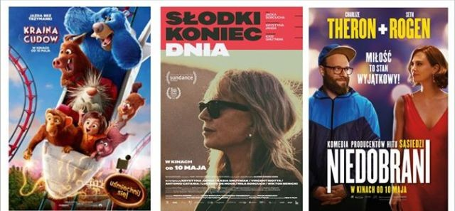 Sztum: Kino Powiśle zaprasza w czerwcu.