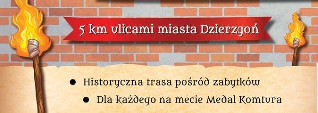 I Bieg Komtura Dzierzgońskiego
