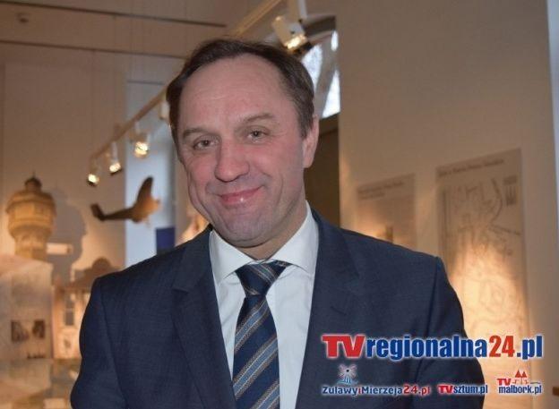 """""""Mój stan posiadania jest zgodny z moimi dochodami"""" - marszałek województwa pomorskiego z prokuratorskimi zarzutami."""